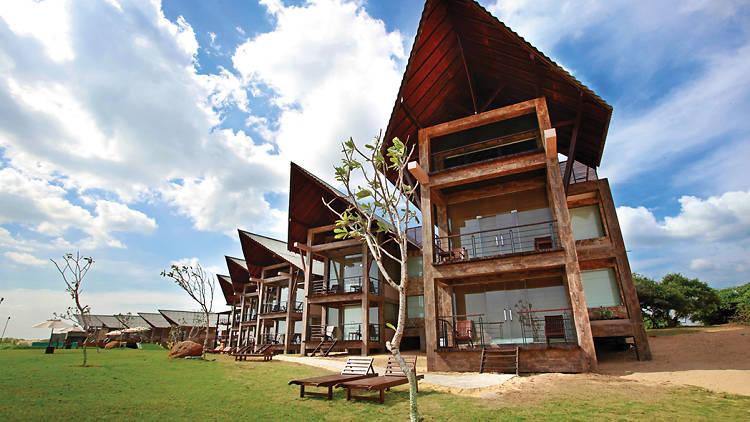 Laya Safari is hotel in South