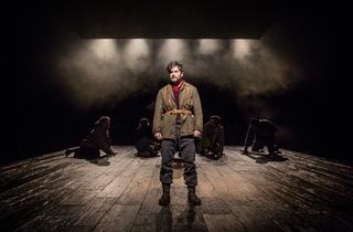 Light Shining In Buckinghamshire Theatre In London