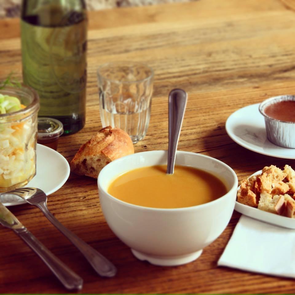 La Cuillère - Soupes&Co