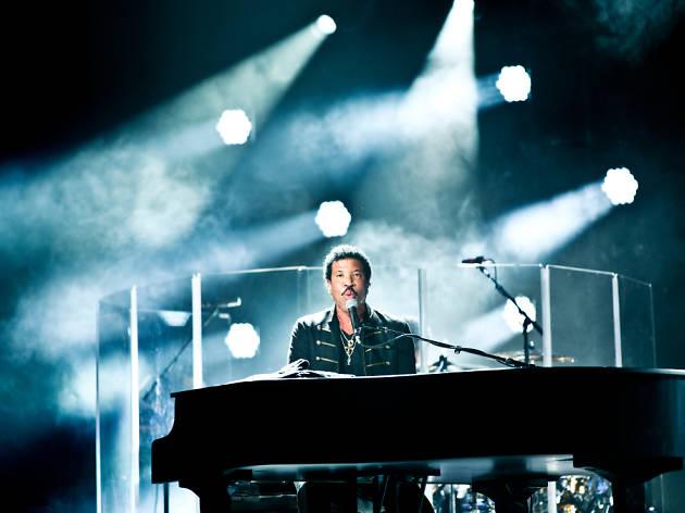 Lionel Richie, Montreux event, Time Out Switzerland