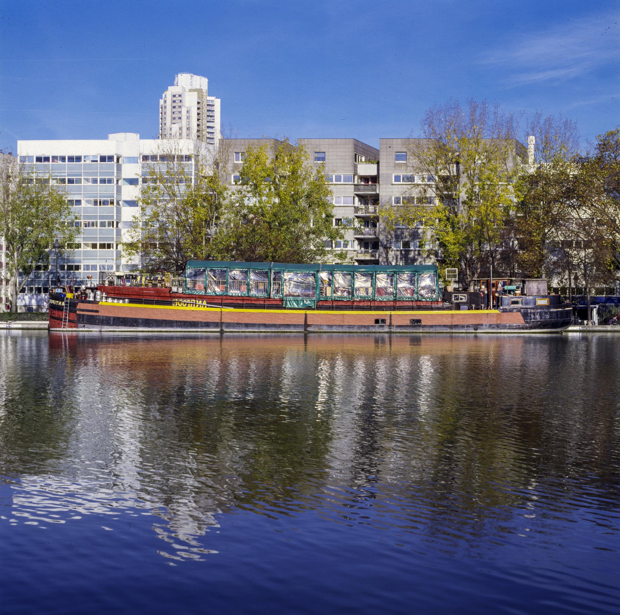 Paris's best houseboats