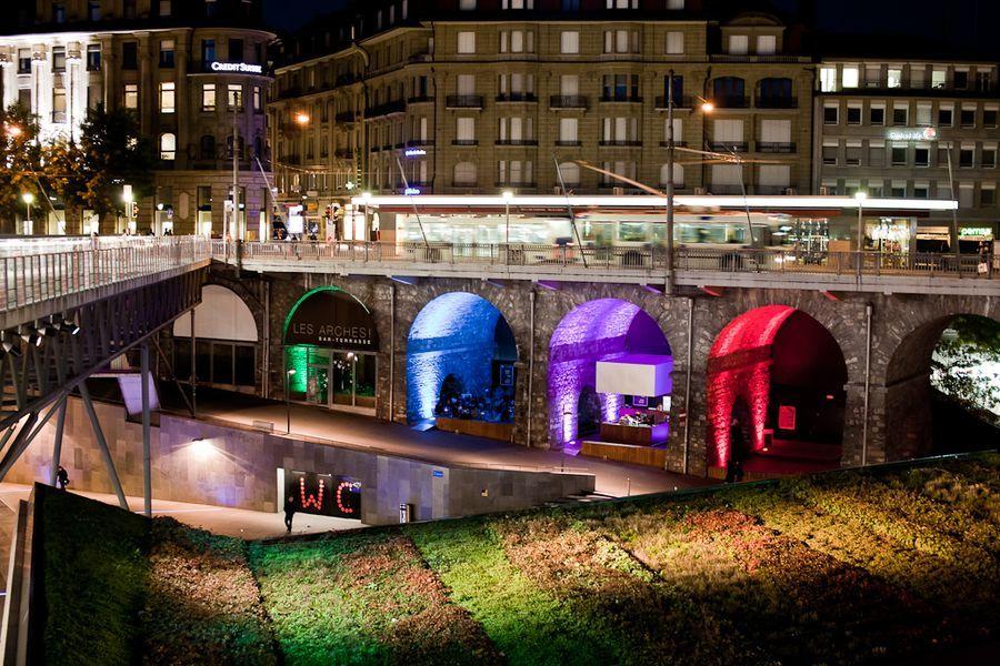 Les Arches •  Lausanne