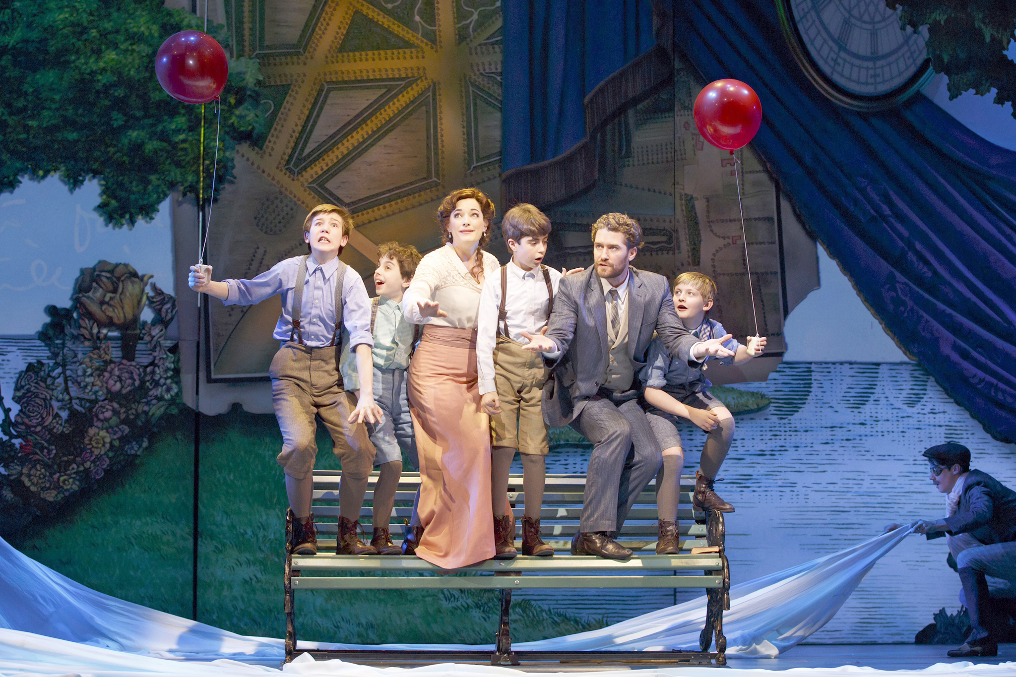 Finding Neverland Theater In New York