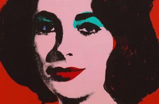 (Andy Warhol, 'Liz #6' (détail), 1963 / © The Andy Warhol Foundation for the Visual Arts, Inc. / Artists Rights Society (ARS), New York / © SFMOMA / Photo Ben Blackwell)