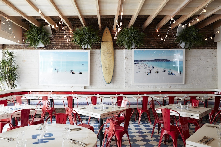 5 beachy bars to jump start your summer