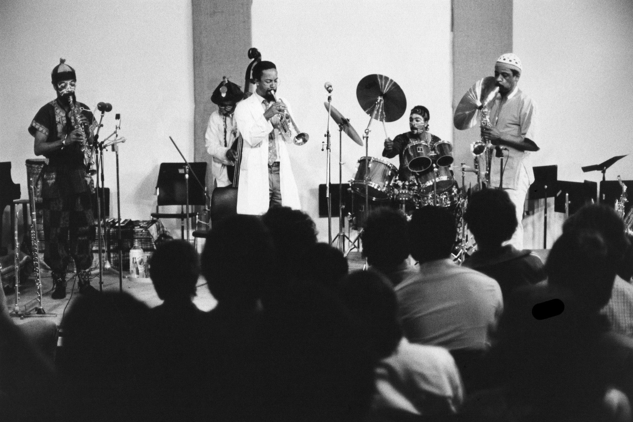 Art Ensemble of Chicago, 1979.