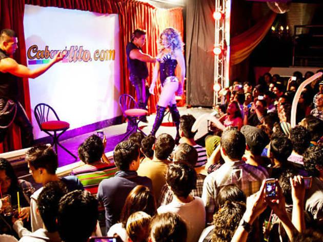 Lugares gay en la Juárez