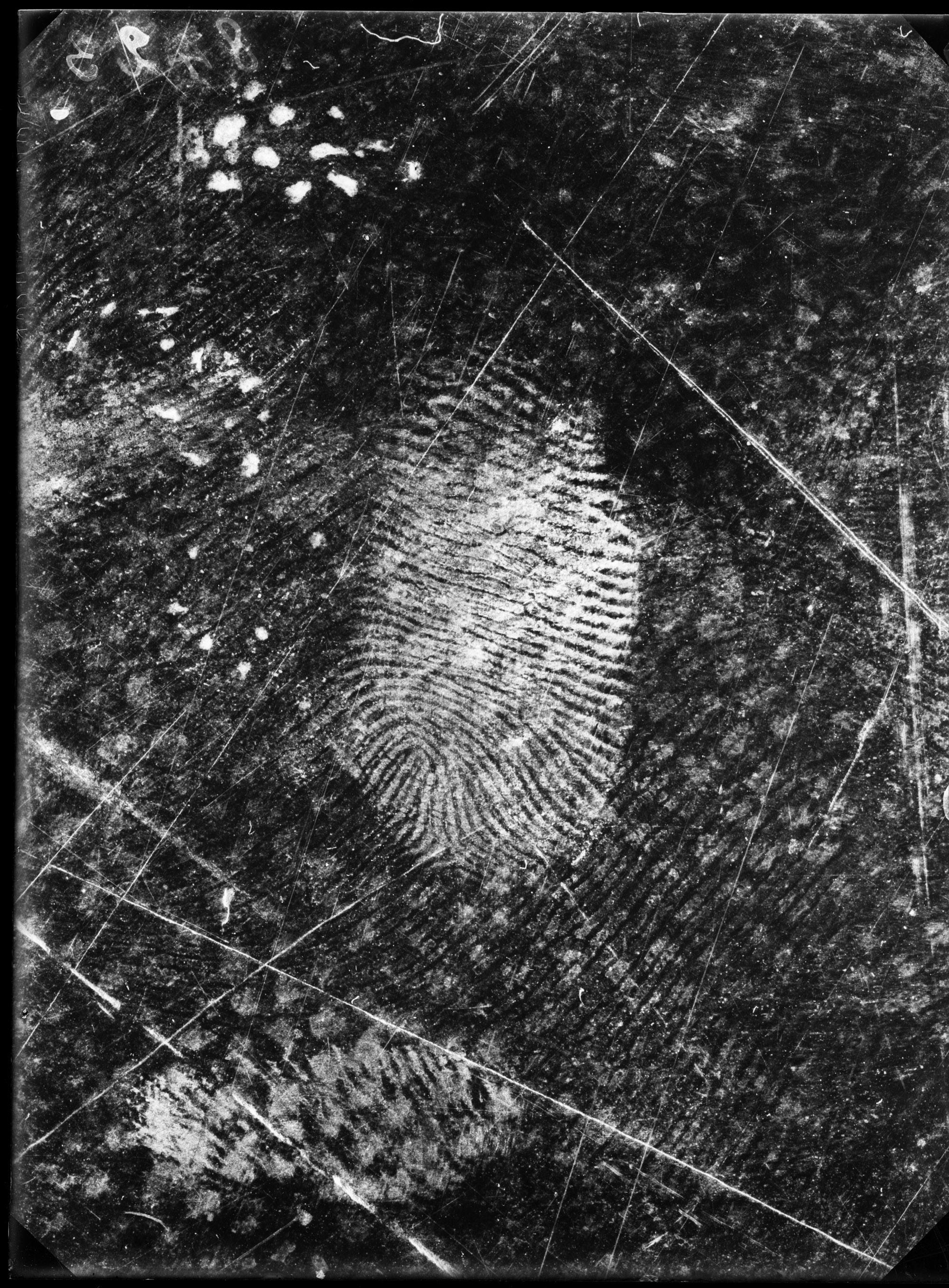 Images à charge : La construction de la preuve par l'image