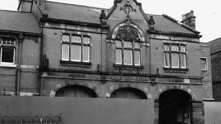 Moss Side Fire Station