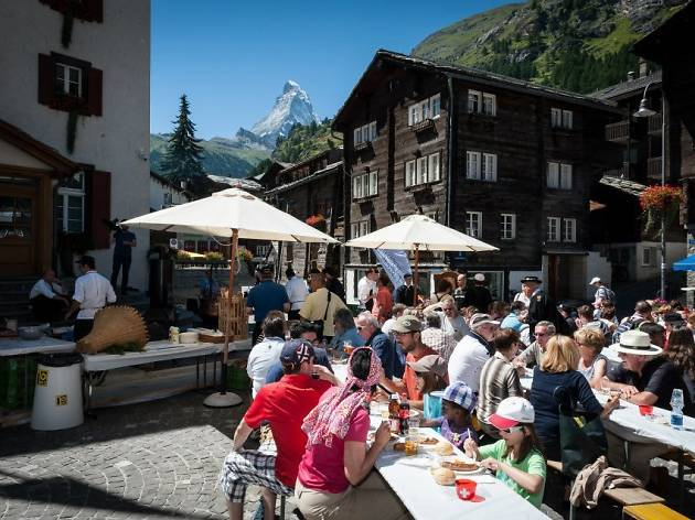 Swiss Food Festival