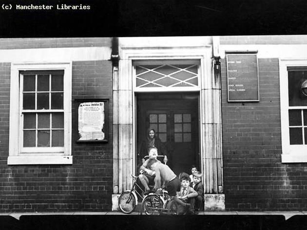 Public Wash House, Caythorpe Street