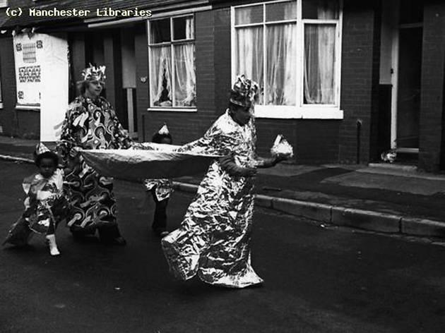 Jubilee celebrations, Cranwick Street