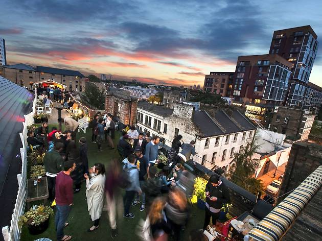 Rooftop parties in london find a rooftop party for Terraces opening times