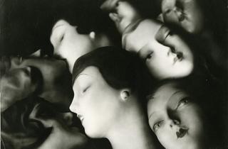 (Umbo, 'Träumende', 1928–9 / © Gallery Kicken Berlin / Phyllis Umbehr / ADAGP, Paris 2015)