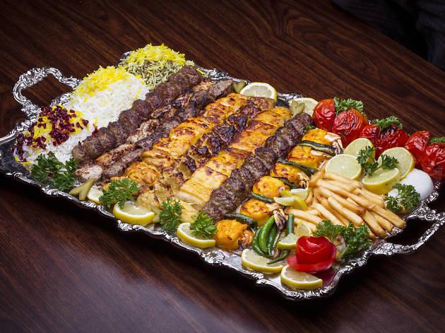 menjar iraní