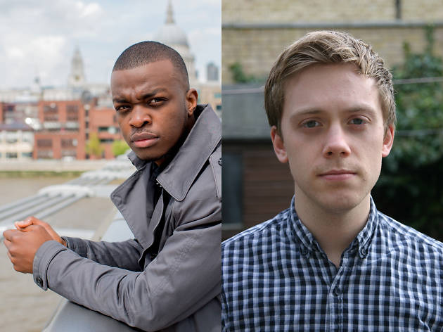 George The Poet and Owen Jones