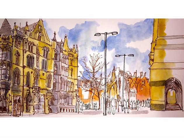 Liz Ackerly Albert Square