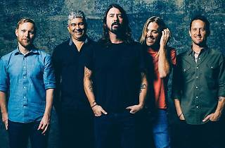 Foo Fighters [CANCELADO]