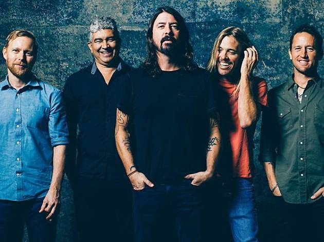 Foo Fighters [CANCELLED]