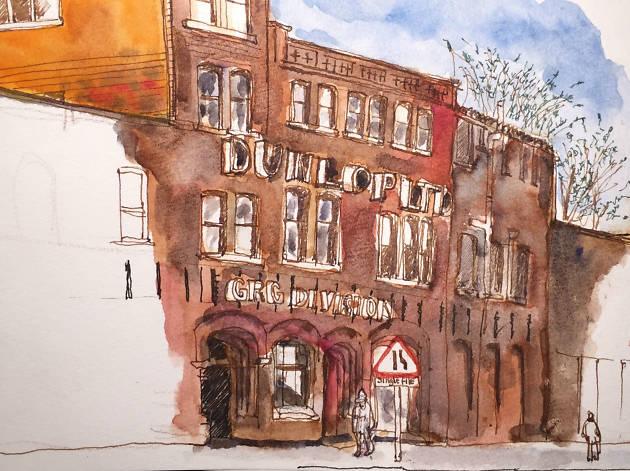 Liz Ackerly Dunlop Building