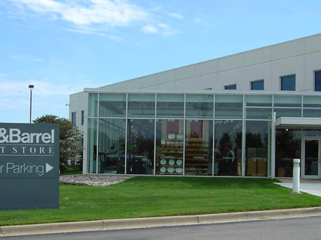 Crate and Barrel Outlet