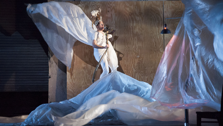 David Neumann's latest dance-theater work
