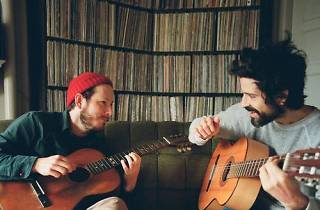 Devendra Banhart + Andy Cavic