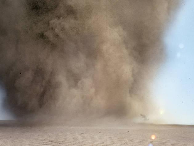 Tornado (Foto: Cortesía Museo Tamayo)