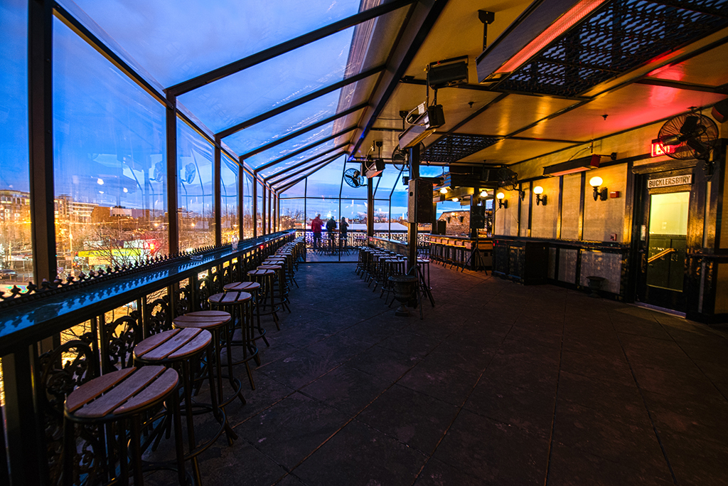 Best rooftop bars in Washington, DC for outdoor drinking