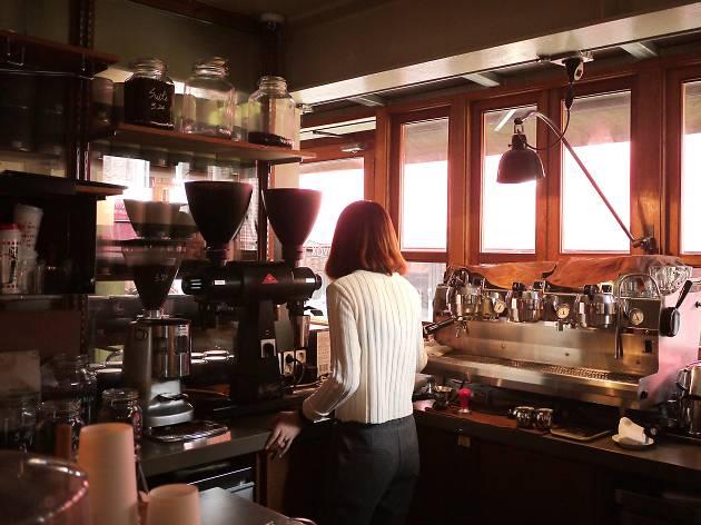 이코복스 커피