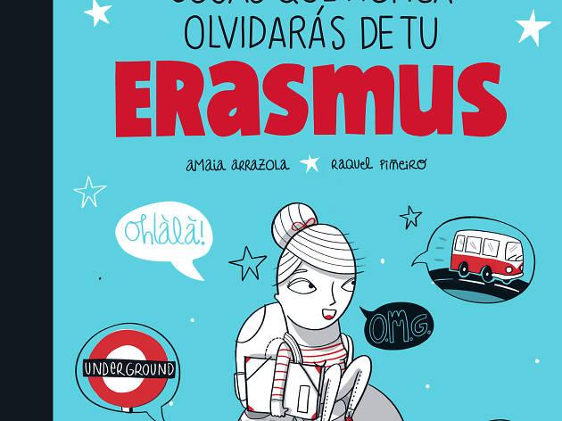 Presentació de 'Cosas que nunca olvidarás de tu Erasmus'