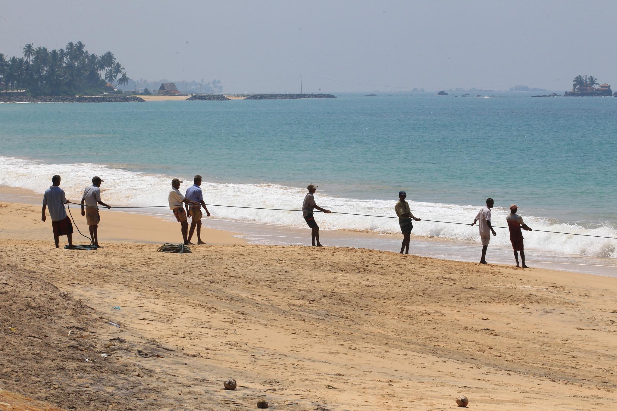 Ambalangoda is a small town in the southern coast of Sri Lanka