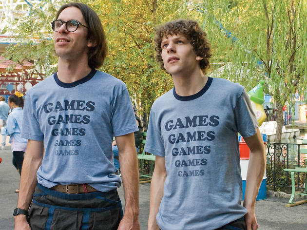 best comedy movies on Netflix, Adventureland