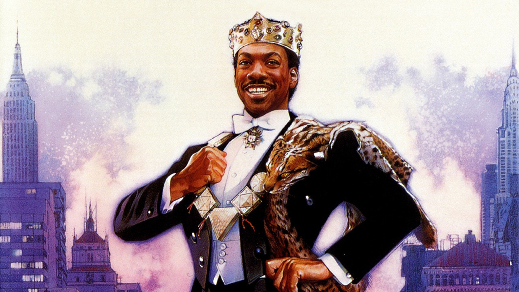 best comedy movies on Netflix, Coming to America