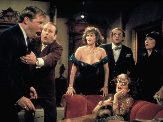 best comedy movies on Netflix, Clue