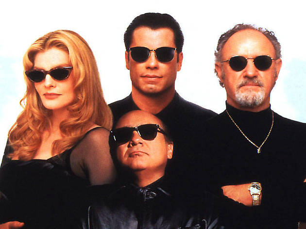 best comedy movies on netflix, Get Shorty