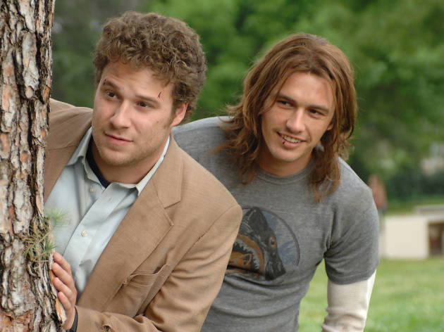 best comedy movies on netflix, Pineapple Express