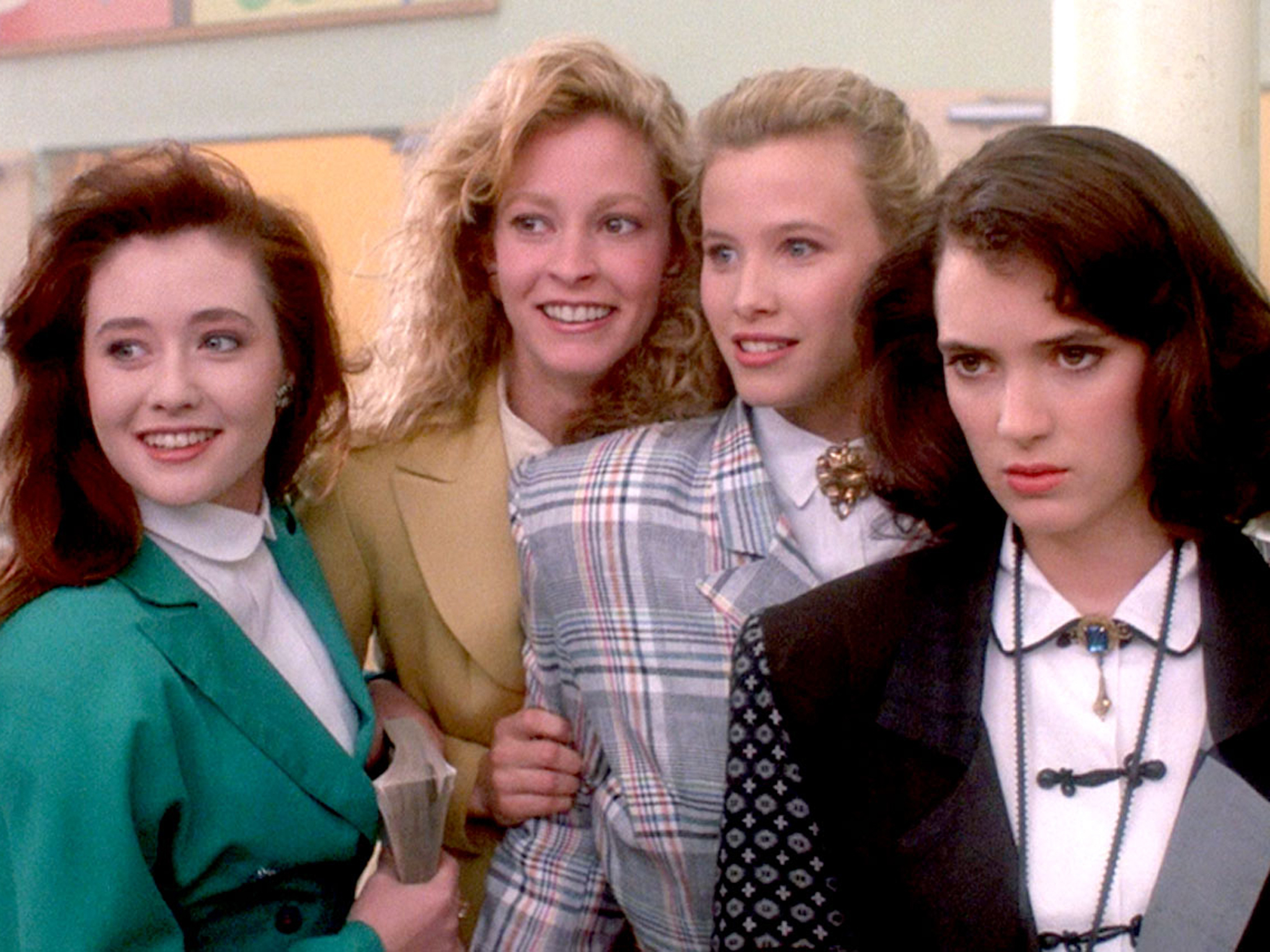 best comedy movies on netflix, Heathers