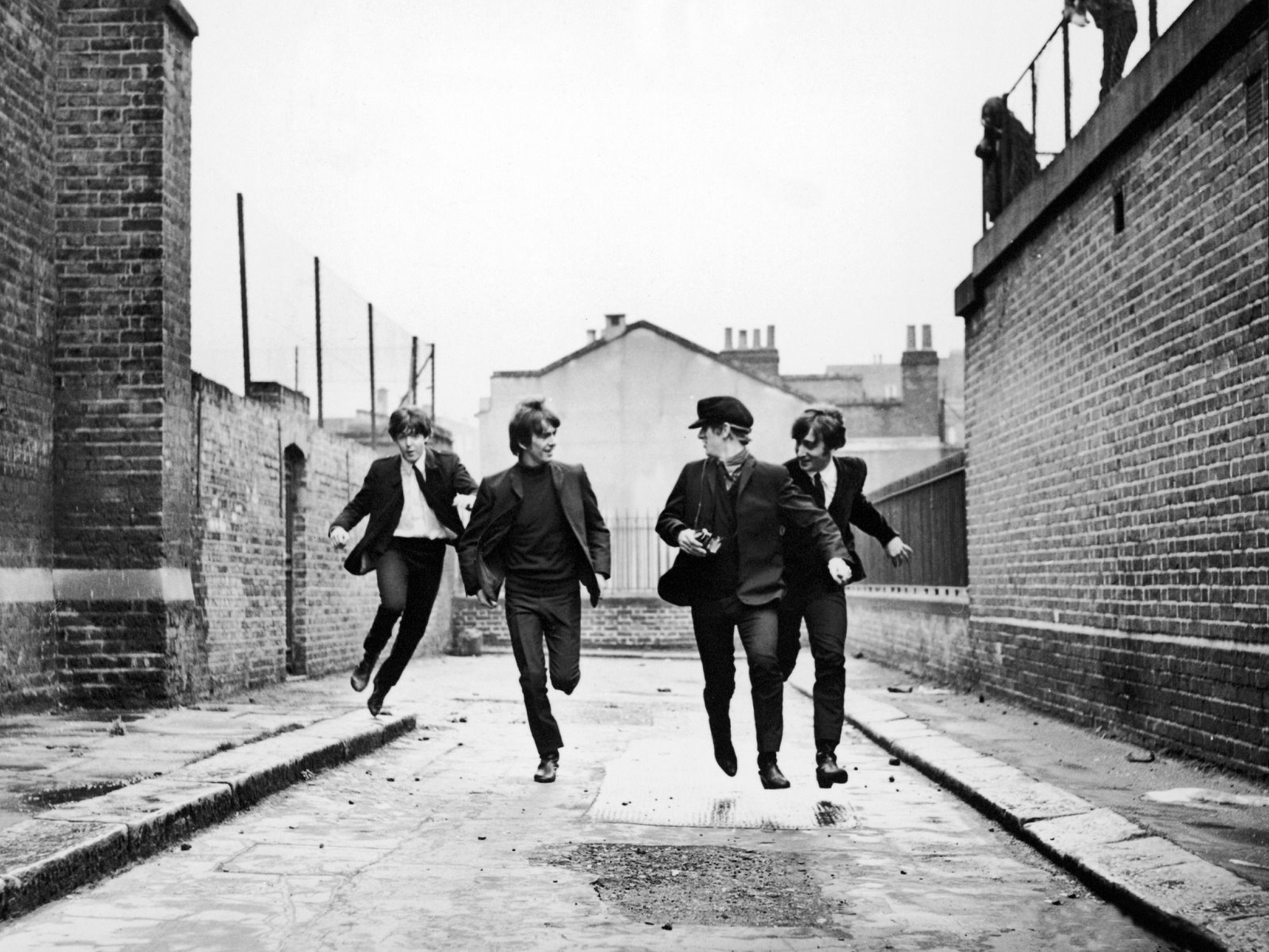 best comedy movies on netflix, A Hard Day's Night