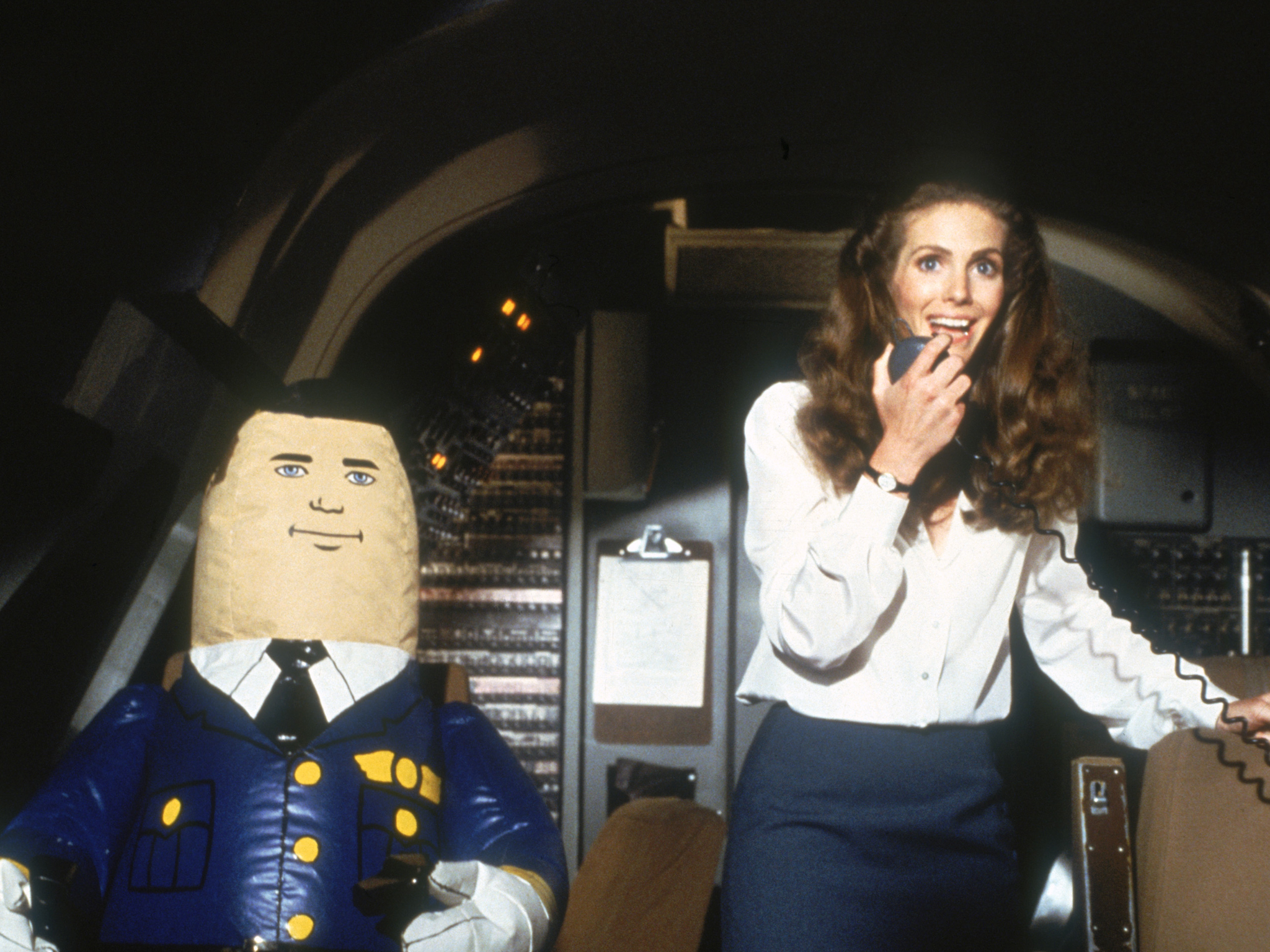 best comedy movies on netflix, Airplane