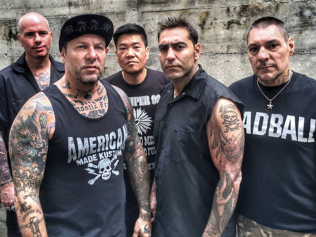 Agnostic Front + Antidote + Hammer and the Nails