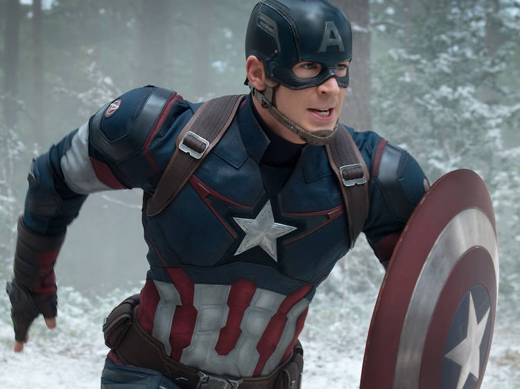 Marvel has its eyes on the bigger prize