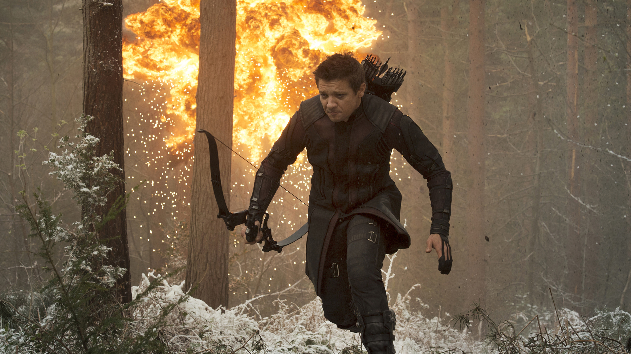 Hawkeye in 'Avengers: Age of Ultron'