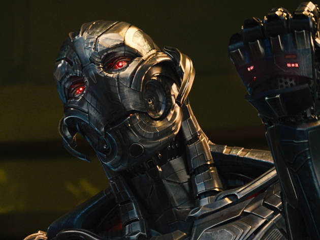 Robot in 'Avengers: Age of Ultron'
