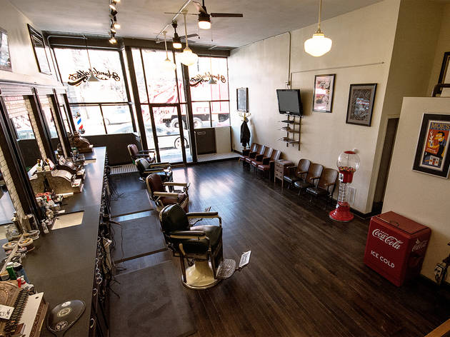 Handcrafted Barbershop