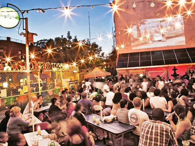 Habana Outpost Outdoor Movie Screenings
