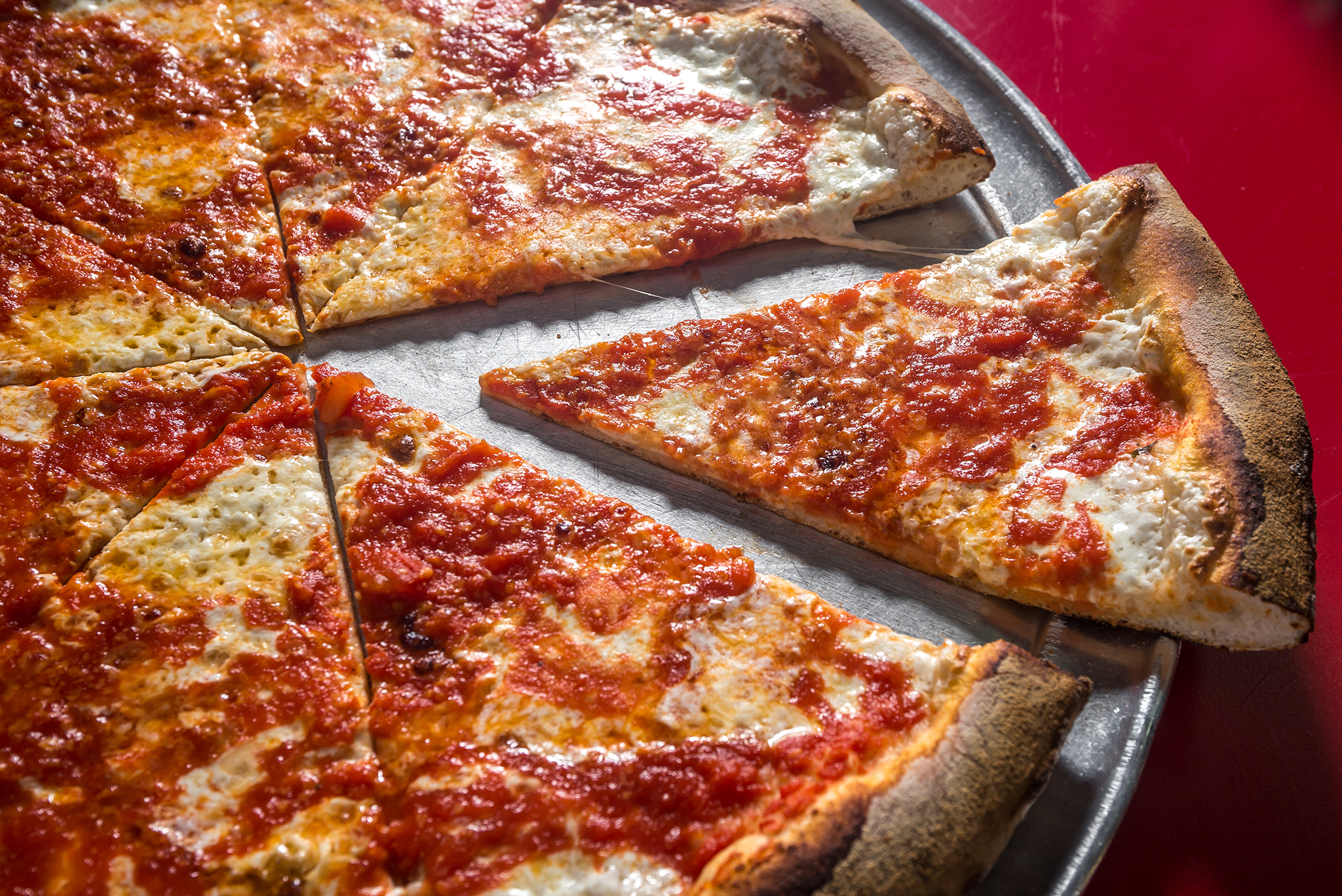 What are your picks for the best pizzas in New York?