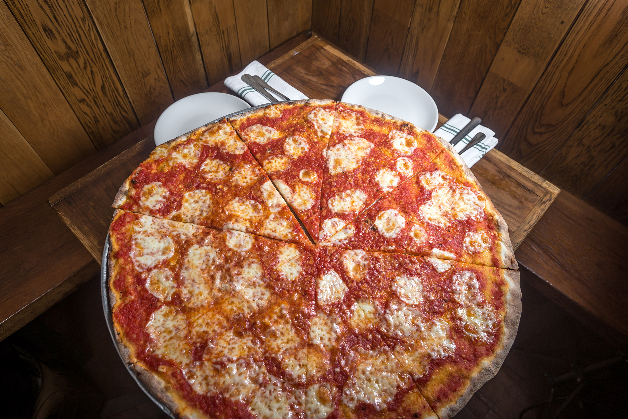 How many of the 25 best New York pizzas have you eaten?