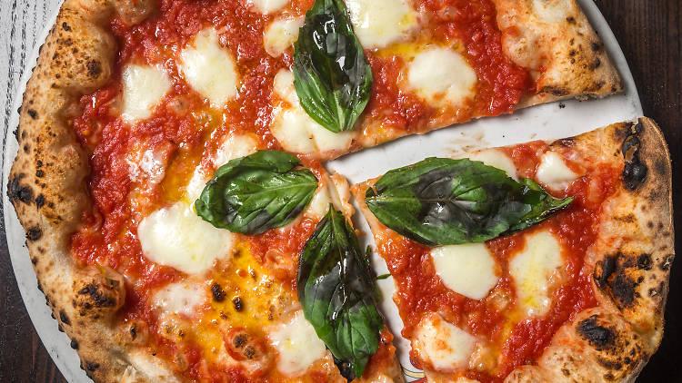 KESTE margherita pizza