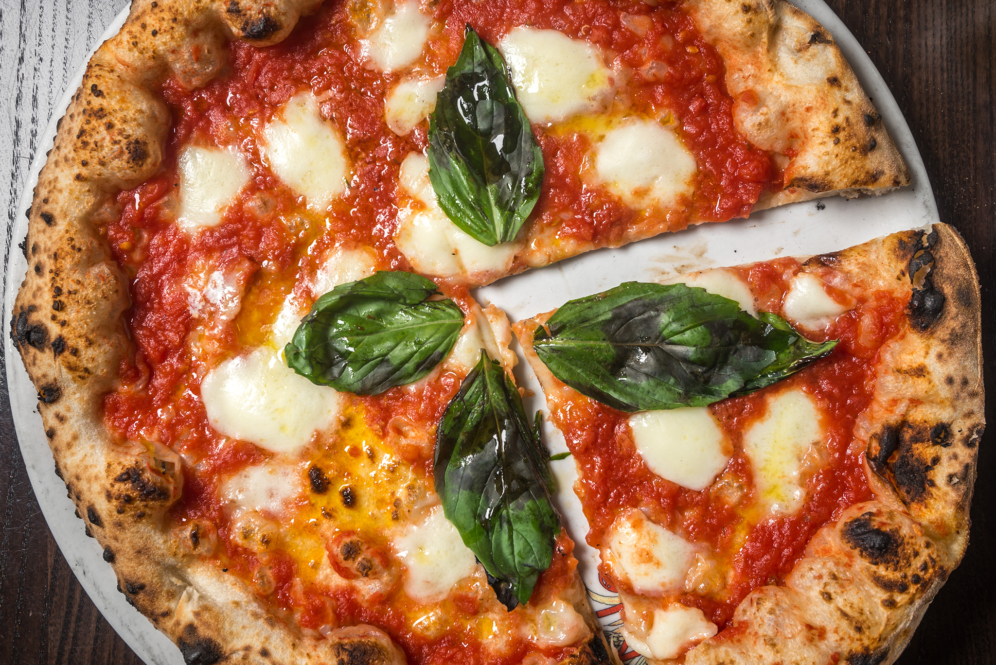 The best New York pizzas